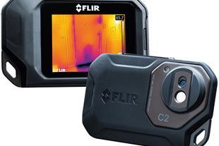 دوربین حرارتی ترموویژن جیبی FLIR C2
