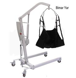 فروش دستگاه بالابر و آسانبر بیمار با قیمت مناسب