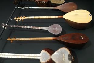 فروش آلات موسیقی سنتی - 1