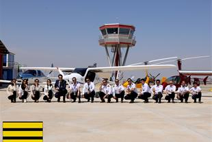 آموزش پرواز و خلبانی
