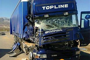 خریدار کامیون کامیونت تصادفی اسکانیا ولوو بنز