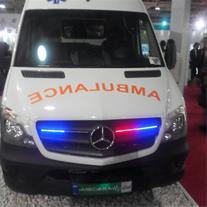فروش آمبولانس مرسدس بنز آلمان - 1