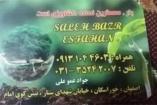فروش بذر گیاهی در اصفهان - 1