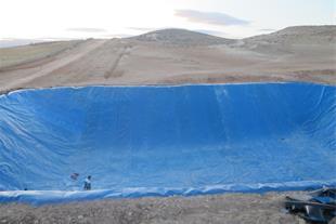 طراحی استخر پرورش آبزیان