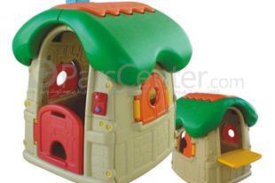 انواع کلبه و چادر بازی کودکان - 1