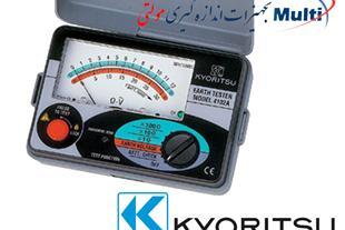 ارت سنج عقربه ای kyoritsu 4102A - 1