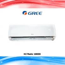 فروش کولر گازی GREE H1Matic 18000