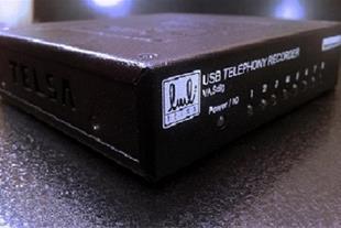 سیستم ضبط مکالمات تلفنی 8 کاناله تلسا