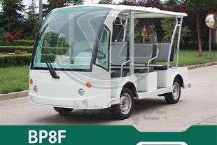 مشخصات فنی خودروی برقی 8 نفره- BP8F