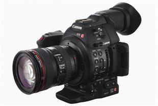 دوربین فیلمبرداری کانن C100 markII
