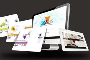 طراحی گرافیکی وب سایت