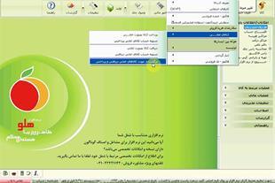نرم افزار حسابداری هلو در مشهد