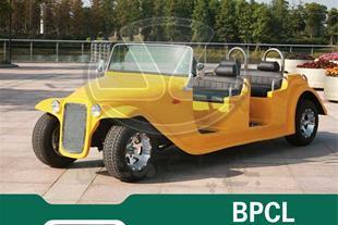 خودروی برقی 6 نفره - BPCL