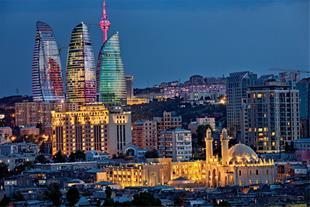تور باکو 4 شب پرواز ماهان
