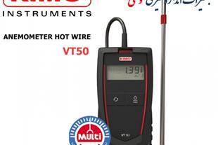 ترموبادسنج و فلومتر هات وایر VT-50 - 1