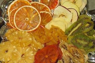 پخش میوه خشک