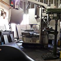 کارگاه قالب سازی و خدمات فرز CNC مگامولد