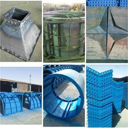 قالب فلزی بتن ( به قیمت تولید ) - 1