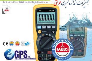 مولتی متر TRUE RMS دیجیتال GPS-179 - 1