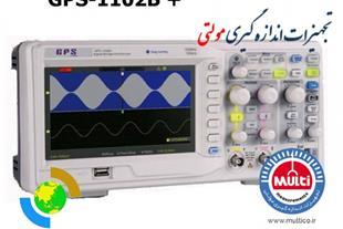 اسیلوسکوب 100مگاهرتز GPS-1102B plus - 1