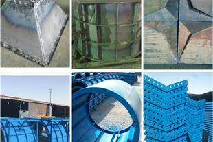 قالب فلزی بتن ( به قیمت تولید )