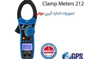 کلمپ متر AC دیجیتال GPS-212 - 1