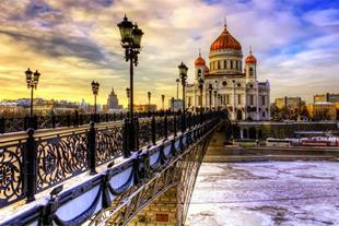 تور مسکو - سن پترزبورگ 7 شب پرواز نوردویند