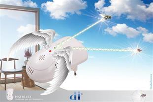 دستگاه برقی دفع حشرات - 1