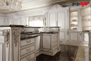 کابینت آشپزخانه اقساطی 10 ماهه بدون سود - 1
