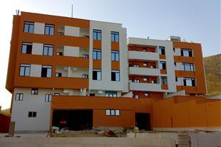 رنگ ساختمانی