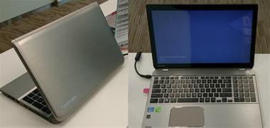فروش لپ تاپ استوک Toshiba P50t-B - 1