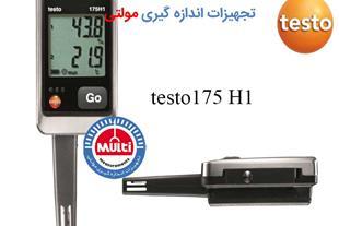 دیتالاگر فشار ، دما و رطوبت testo 176p1