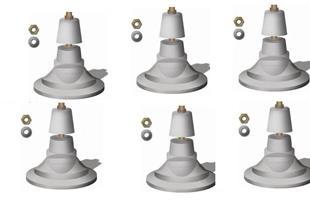 فروش پایه کولر گازی و پایه اسپیلت