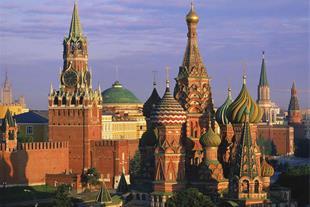 تور مسکو - سنت پترزبورگ - 1