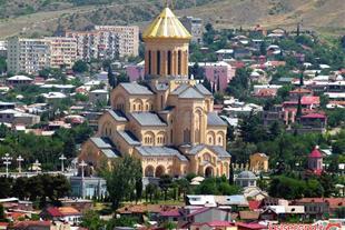 تور گرجستان _ تفلیس - 1