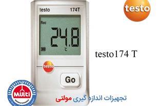 مینی دیتالاگر دما testo 174 T - 1
