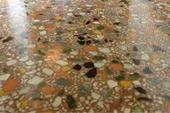 کفپوش دکوراتیو (سنگ مصنوعی یکپارچه)