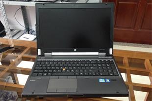لپ تاپ استوک HP EliteBook 8560W - 1