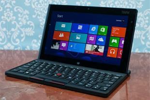 لپ تاپ تبلت شو Lenovo Thinkpad2 - 1