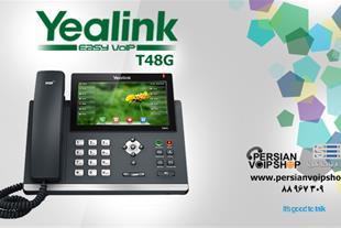 فروش تلفن آی پی Yealink T48G