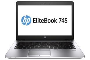 لپ تاپ استوک HP EliteBook 745 - 1