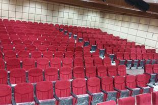 تولید صندلی آمفی تئاتر گارانتی 5 ساله