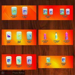 عرضه و فروش محصولات شوینده و بهداشتی - 1