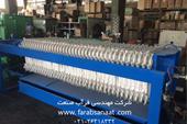 دستگاه فیلتر پرس - تصفیه پساب صنعتی