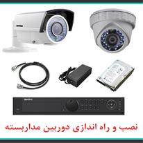 سیستم امنیتی مداربسته رشت - 1