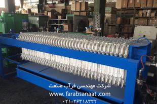 دستگاه فیلتر پرس - تصفیه پساب صنعتی - 1
