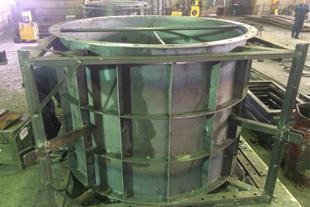 کارخانه تولید قالب فلزی بتن و جک سقفی