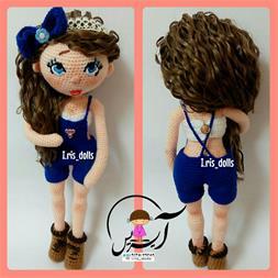 عروسک های دستبافت فانتزی - 1