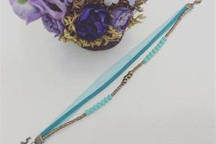 محصولات دستساز  به رنگ آبی
