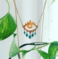 جواهرات دست ساز آکوامارین - 1